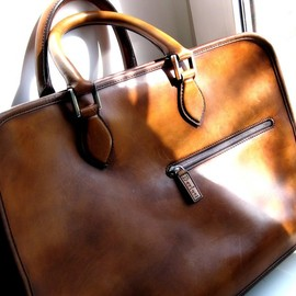 Berluti - Berluti Leather Briefcase