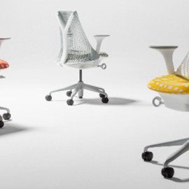 "Herman Miller - SAYL Chair Limited  Edition ""Ritual"""