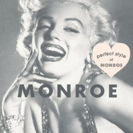 マリリンモンロー MARILYN MONROE (MARBLE BOOKS Love Fashionista)