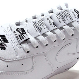 NIKE - ナイキ NIKE AIR FORCE 1 '07 LV8 3 WHITE/WHITE/BLACK