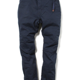 DWELLER EASY RIB PANTS - C/P CANADIAN ARMY CLOTH