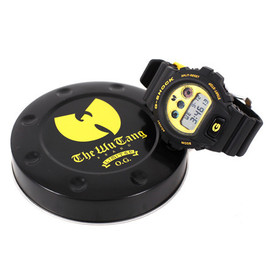 G-SHOCK - Wutang Brand GShock Ltd Edition