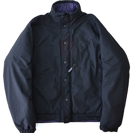 Patagonia - BTU Jacket 1997 Black/Regal Purple
