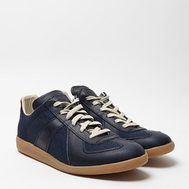 Maison Martin Margiela - 22 Brushed Effect Replica Sneaker