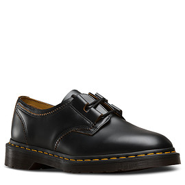 Dr.Martens - ARCHIVE1461 GHILLIE BLACK VINTAGE SMOOTH