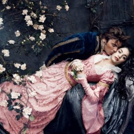 Annie Leibovitz - Disney Dream Portraits:Zac Efron & Vanessa Hudgens