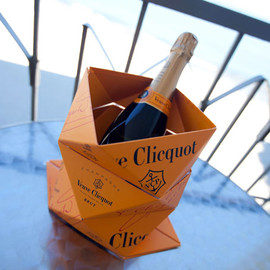 Veuve Clicquot  - Clicq'up Origami Bucket