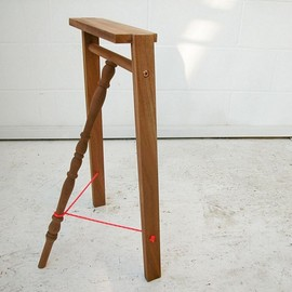TOMAS ALONSO - 5 degree stool DNA edition