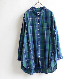 BASCO-nest - Check shirts