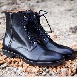 Maison Martin Margiela - Leather Lace Boot