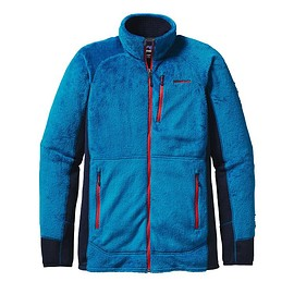 patagonia - Men's R2 Jacket - Underwater Blue