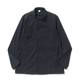 umbrella jacket (DRY BARRIER®) - Navy