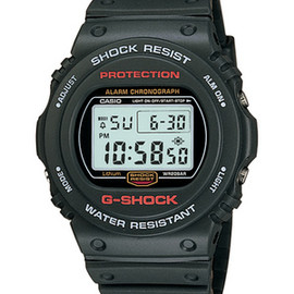 CASIO - G-SHOCK DW-5700-1JF