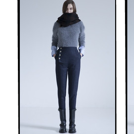 ENSOR CIVET - 2013AW collection