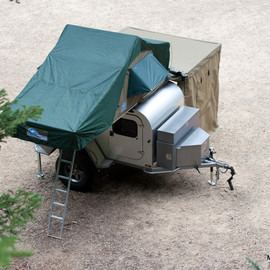 Moby1 - XTR Expedition Teardrop Camping Trailer