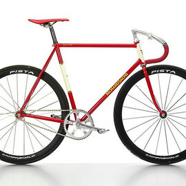 RICHARD SACHS CYCLES - Track