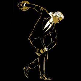 "Karl Lagerfeld - ""TEAM KARL"" T-SHIRTS FOR SELFRIDGES – LONDON OLYMPICS"