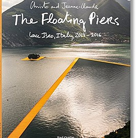 Jonathan Henery, Wolfgang Volz - The Floating Piers: Lake Iseo, Italy, 2014-2016 (Va)
