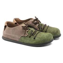 BIRKENSTOCK - Montana Natural Leather/Suede