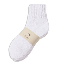 UNIVERSAL PRODUCTS - 3P SOCKS ALLWHITE