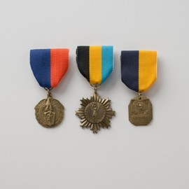 Schoolhouse Electric & Supply Co. - Hero Medals