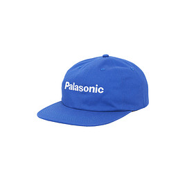 Palace skateboards - Palasonic 6 Panel Cap Royal Blue