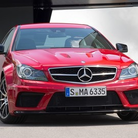 AMG - C63 coupe Black series
