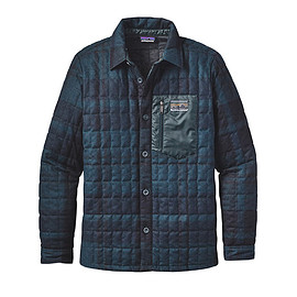 patagonia - Men's Recycled Down Shirt Jacket