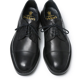 nonnative, Tricker's - M7406 Derby Shoe