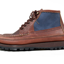 Russell Moccasin - Short PH-Bull Hide