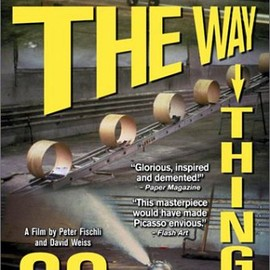 Peter Fischli  - Way Things Go [DVD] [Import]