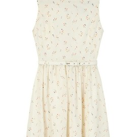 Rachel Antonoff  - Wispy Nate Dress