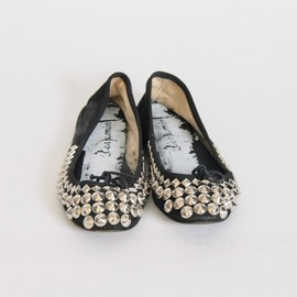 benjamintyo - repetto for studded  black