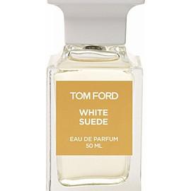 TOM FORD - White Suede