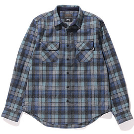 STUSSY, Pendleton - Washable Wool Shirt