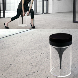 Alexandre Boucher - Stiletto Stool