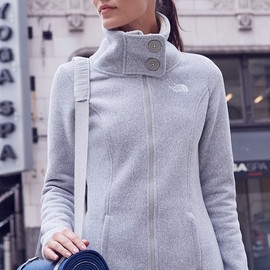 THE NORTH FACE - The North Face Lunabrooke Sweater Jacket