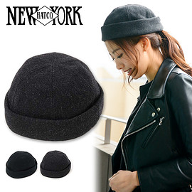 NEW YORK HAT - Wool Thug