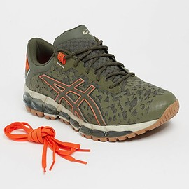 ASICS - Gel-Quantum 360 5 Trial - Olive Canvas/Orange