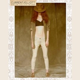 Current Elliott - Crop Skinny
