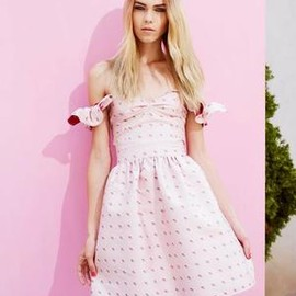 Au jeur le jour - Au Jour Le Jour Resort 2013 Jacquard dress