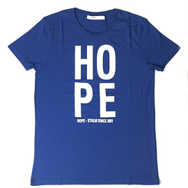 HOPE - Alias Tee  BLUE