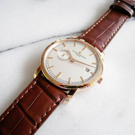 Vacheron Constantin - Patrimony Traditionnelle date self-winding