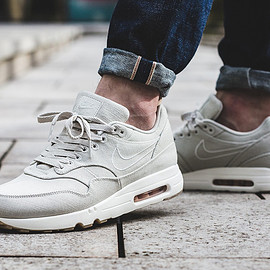 NIKE - Air Max 1 Ultra 2.0 - Light Bone/Light Bone/Sail/Sail