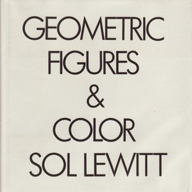 Sol Lewitt - Geometric figures & color