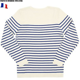 * - french marine - border t (bleu x blanc)