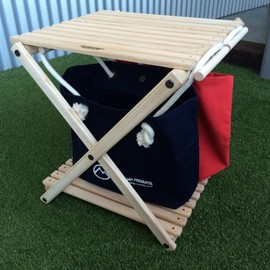 CAMP-MANIA - Trash Stand Table