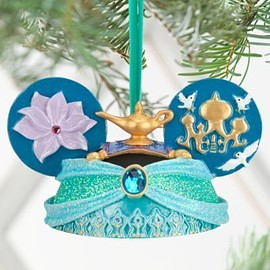 Disney - Jasmine Ear Hat Ornament