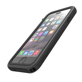 Catalyst Lifestyle - Waterproof iPhone Case for iPhone 6 - Black and Space Gray
