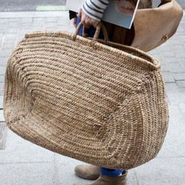 Kinfolk - Kinfolk, wicker bag
